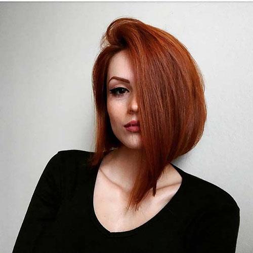 Asymmetrical Lob Haircut 2020
