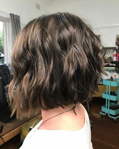 Layered Bob Hairstyles 2020