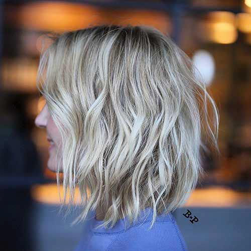 Layered Bob Haircuts 2020