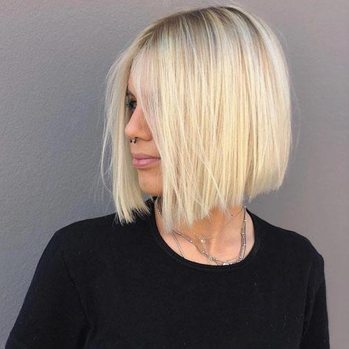 2020 Bobs For Thin Hair