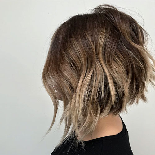 Graduated Bob Haircuts For Fine Hair
