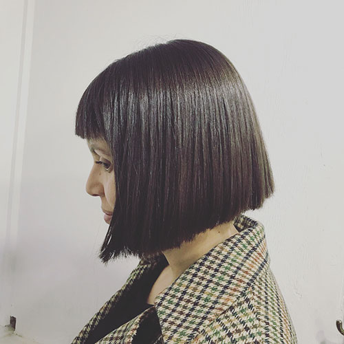 Best Bob Haircuts With Bangs