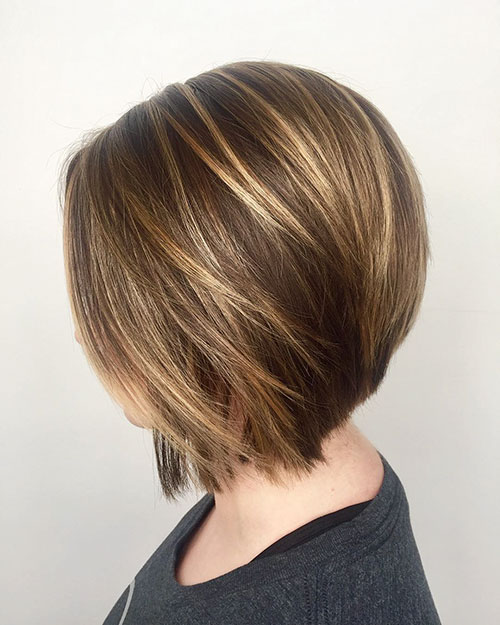 Pictures Of Graduated Bob Haircuts