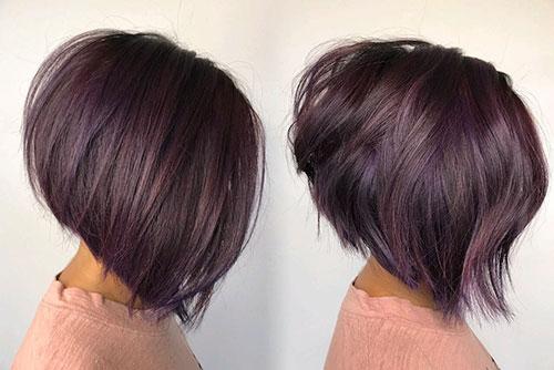 Inverted Bob Haircut