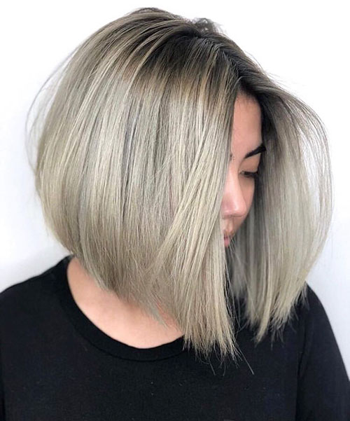 Line Bob Hairstyle Pictures