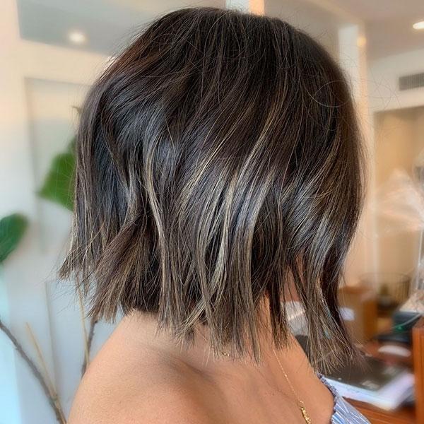 Hairstyles For Bob Hair