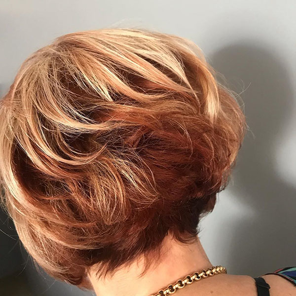 Images Of Graduated Bob Hairstyles