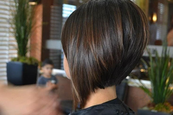 Short Layered Bob Cut Hairstyles