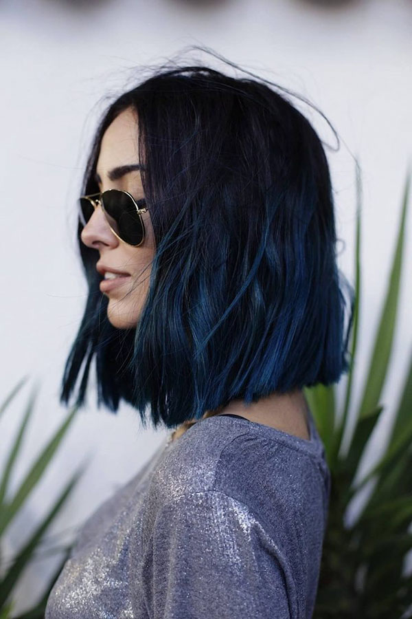 Pictures Of Blunt Bob For Short Hair