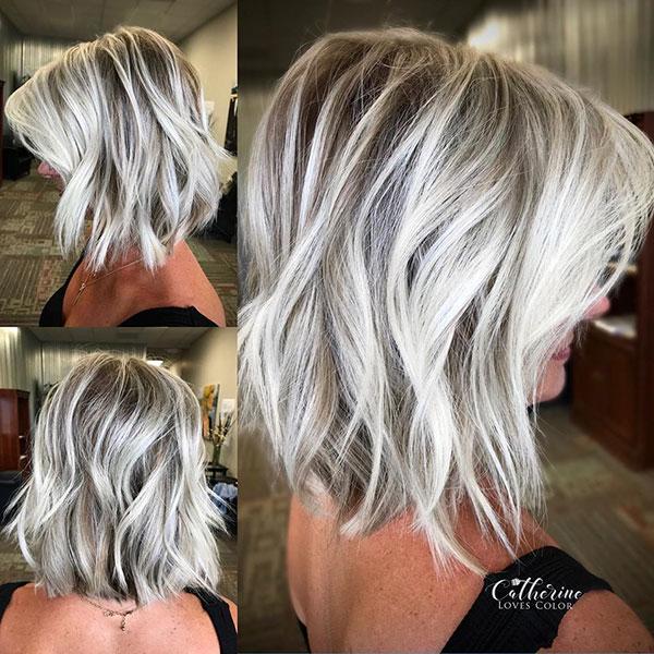 Thin Bob Hairstyles
