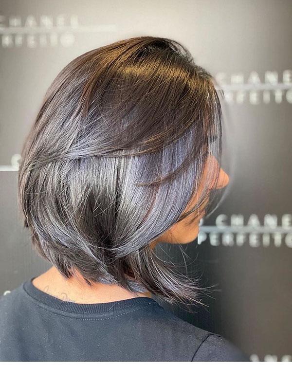 Bob Thin Haircuts 2021